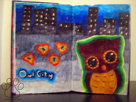 Owl City by Ink--It