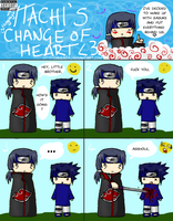 + ItaSasu comic #3 + by Adeacia