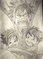 Tamaki and the Twins - OHSHC by Lemon-Yelloww
