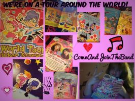Puffy World Tour Amazement by DarkRoseDiamond123