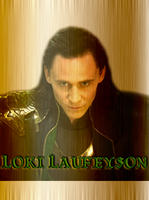 Loki Phone Wallpaper by PirateFairy