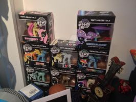 Vinyl collection by mirry92