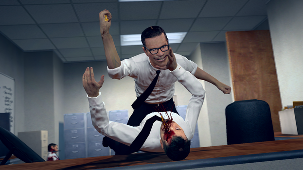 Gmod - The Belko Experiment by marios1999