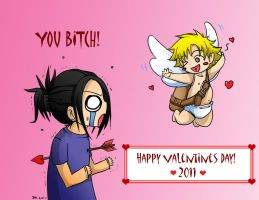 Valentines Day 2011 by shuie