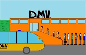 The DMV updated by Nosh59