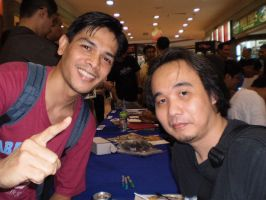 with Carlo Pagulayan by force2reckon