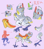 Rex - ref by red-anteater