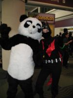 Megacon 09- PANDA by Prota-Girl
