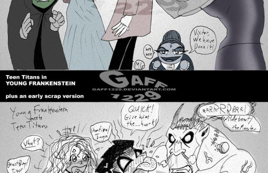 TT - Young Frankenstein by What-the-Gaff