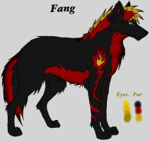 The new fang by Lonewolf23pro