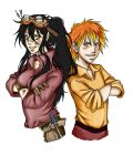 Like brother and sister by Ellychan88