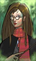 Female Harry Potter by DM7