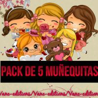 Munequitas-Png by vane-editions