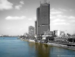 The river nile by ahmedyousri