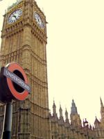 Big Ben by cassiwoo