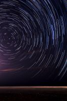 Star Trails by Johnt6390