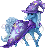 MLP Event - The Great and Powerful Trixie by QilinDynasty