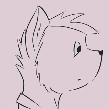 Lineart by haxmero