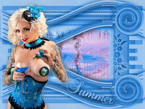 Summer3 by Ladyens
