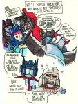 TRANSFORMERS SLASH by Mentacle