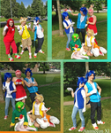 Animecon XI Kuopio Sonic Group by SonicPro