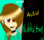 sweet and mad artist by nubloitzel