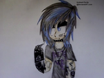 This is my happy face by Undead-Purdy