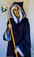 Raistlin Majere Black Robe Part 2 by Poochyena123