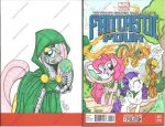 FF Cover by PonyGoddess