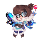 Mei by Patchiiri