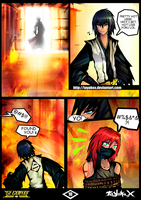 Bleach/Soifon/SECOND10page by TayakoX