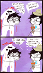 Sorry I dismembered your body Poppop by The-EverLasting-Ash