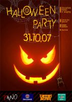 halloween-flyer by 111blur111