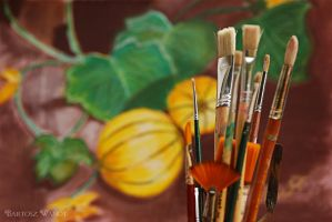 Brushes by bwanot