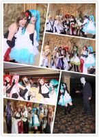 Group Cammelia Vocaloid - Funny times! by HanaKiyoha