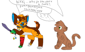 nikki is a....soal reaper? by nikkithedog3