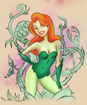 Poison Ivy - 2nd Version. by andreranulfo