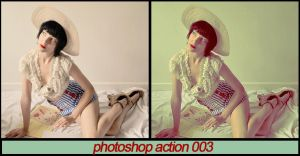 Photoshop Action 003 by ToxicActions