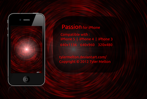 Passion for iPhone by t-dgfx