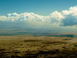 Hawaiian Plains by AquarianPhotography