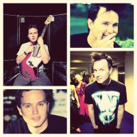 Mark Hoppus by Sonnyhart
