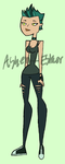 Sage bio finished by Ashen-Esther