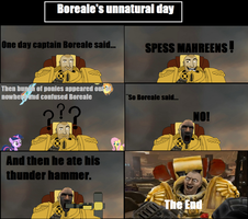 Boreale's Unnatural day by ZergRex