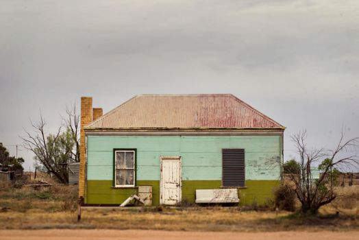 Somewhere in South Australia - STOCK by patchoulipatch