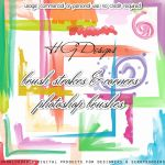 PS Brushes: Brush Strokes by HGGraphicDesigns