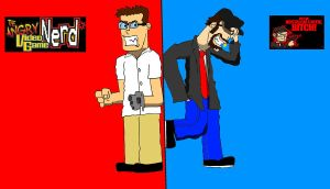 AVGN and NC by UltraEd12