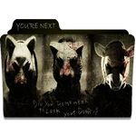 You're Next Movie Folder by Feloman7