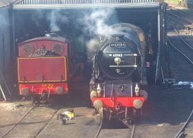 Tornado at Nene Valley by marshmallow-away