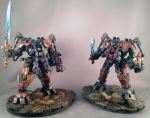 Dreadknight Pair by Rogue428