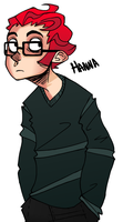 Hannaaaaaa by KID-KANEDA